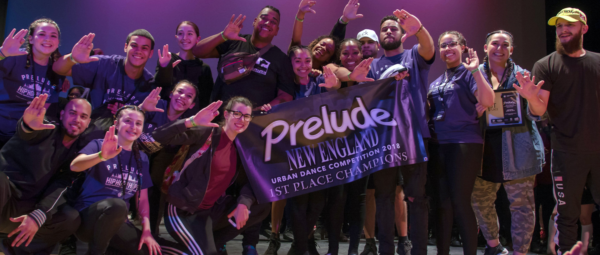 PRELUDE NEW ENGLAND 2018