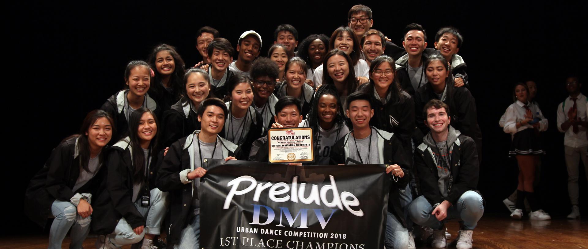 PRELUDE DMV 2018