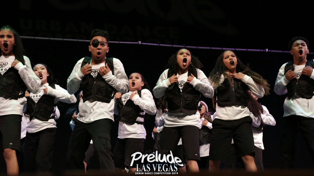 PRELUDE URBAN DANCE COMPETITION SERIES